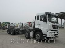 Sida Steyr dump truck chassis ZZ3313M386GE1L