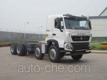Sinotruk Howo dump truck chassis ZZ3317N386WE1