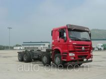 Sinotruk Howo dump truck chassis ZZ3317N4067E1