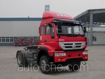 Huanghe tractor unit ZZ4184K3616C1