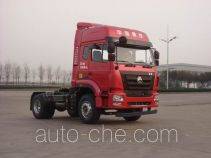 Sinotruk Hohan container carrier vehicle ZZ4185M3516D1Z