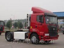 Sinotruk Hania container transport tractor unit ZZ4185M3815C1CZ