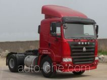 Sinotruk Hania container transport tractor unit ZZ4185N3515C1Z