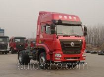 Sinotruk Hohan container carrier vehicle ZZ4185N3516D1Z