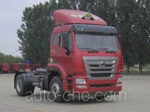 Sinotruk Hohan dangerous goods transport tractor unit ZZ4185N3616E1W