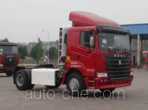 Sinotruk Hania container transport tractor unit ZZ4185N3815C1CZ
