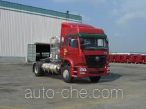 Sinotruk Hohan container carrier vehicle ZZ4185N4216D1LZ