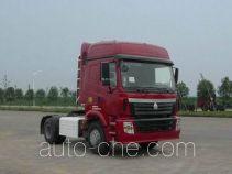Sinotruk Hania tractor unit ZZ4185V3815C1CB