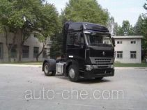 Sinotruk Howo container transport tractor unit ZZ4187M3517N1Z