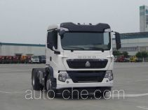 Sinotruk Howo tractor unit ZZ4187N361GE1B