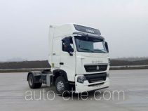 Sinotruk Howo container carrier vehicle ZZ4187N361HD1Z