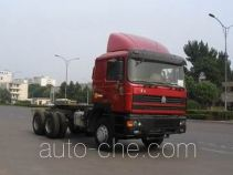 Sida Steyr container carrier vehicle ZZ4253M3241CZ