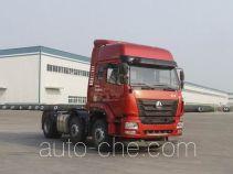Sinotruk Hohan tractor unit ZZ4255M27C3D1H