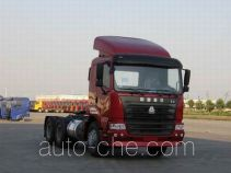 Sinotruk Hania container transport tractor unit ZZ4255M2945C1Z