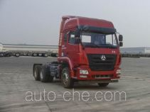 Sinotruk Hohan tractor unit ZZ4255M3243D1