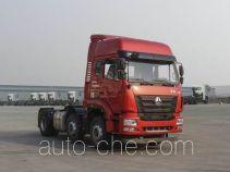 Sinotruk Hohan tractor unit ZZ4255N27C3D1H