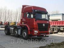 Sinotruk Hohan tractor unit ZZ4255N27C6E1
