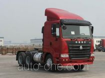 Sinotruk Hania container carrier vehicle ZZ4255N2945AZ