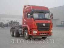 Sinotruk Hohan tractor unit ZZ4255N3236D1