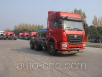 Sinotruk Hohan tractor unit ZZ4255N3243D1W