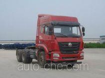 Sinotruk Hohan tractor unit ZZ4255N3243E1