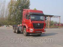 Sinotruk Hohan tractor unit ZZ4255N3246D1W