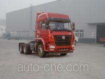 Sinotruk Hohan container carrier vehicle ZZ4255N3246D1Z