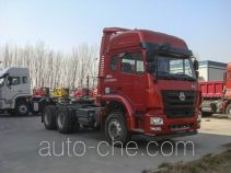 Sinotruk Hohan tractor unit ZZ4255N3246E1
