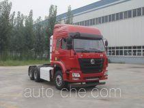 Sinotruk Hohan tractor unit ZZ4255N3847E1C