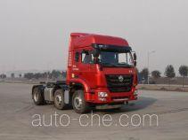 Sinotruk Hohan tractor unit ZZ4255V27C6D1B