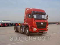 Sinotruk Hohan tractor unit ZZ4255V27C6D1H