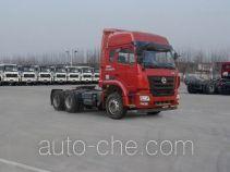 Sinotruk Hohan tractor unit ZZ4255V3246D1