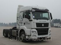 Sinotruk Sitrak container carrier vehicle ZZ4256V323ME1Z