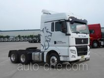 Sinotruk Sitrak container carrier vehicle ZZ4256V324HE1Z