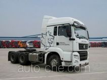 Sinotruk Sitrak container carrier vehicle ZZ4256V324ME1Z