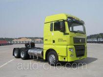 Sinotruk Sitrak tractor unit ZZ4256V384HE1LH