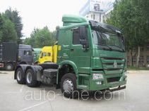 Sinotruk Howo container carrier vehicle ZZ4257M3237D1Z