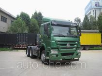 Sinotruk Howo container carrier vehicle ZZ4257N3237D1Z