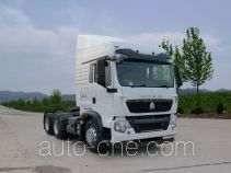 Sinotruk Howo container carrier vehicle ZZ4257N324GD1Z