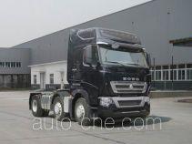 Sinotruk Howo tractor unit ZZ4257V25CHD1B