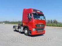 Sinotruk Howo tractor unit ZZ4257V25CHE1