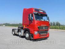 Sinotruk Howo tractor unit ZZ4257V25CHE1W