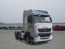 Sinotruk Howo tractor unit ZZ4257V26FHD1