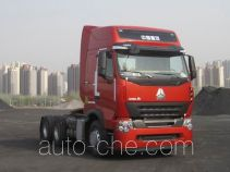 Sinotruk Howo container transport tractor unit ZZ4257V3247P1Z