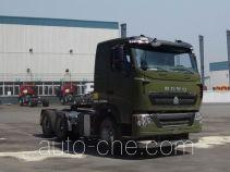 Sinotruk Howo tractor unit ZZ4257V324HD1J