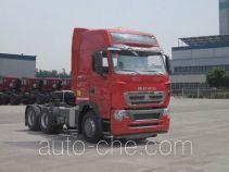 Sinotruk Howo tractor unit ZZ4257V324HE1W