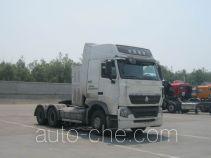 Sinotruk Howo tractor unit ZZ4257V383HE1L