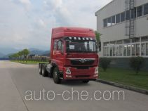 Homan natural gas tractor unit ZZ4258M40EL0
