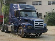 Sinotruk Wero container carrier vehicle ZZ4259M394CC1Z