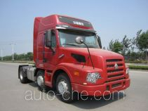 Sinotruk Wero container carrier vehicle ZZ4259N28CCC1Z